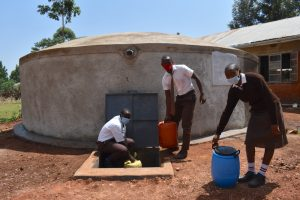 The Water Project:  Getting Water For Handwashing