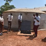 The Water Project: Kitagwa Secondary School -  Training On Tank Maintanance