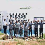 The Water Project: Kaketi Secondary School -  Celebrating The New Tank