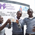 The Water Project: Kaketi Secondary School -  Cheers
