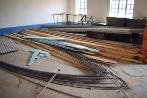 The Water Project:  Construction Supplies
