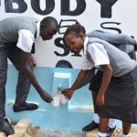 The Water Project: Kaketi Secondary School -  Filling Up At The Tank