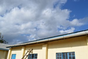 The Water Project:  Guttering