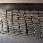The Water Project: Kaketi Secondary School -  Cement Bags