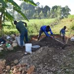 The Water Project: Kalenda A Community, Moro Spring -  Community Engagement
