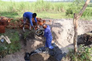The Water Project:  Laying The Foundation