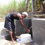 The Water Project: Kalenda A Community, Moro Spring -  All Smiles For Catherine Shirandula
