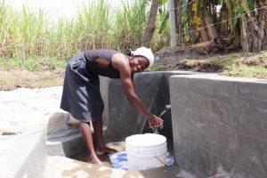 The Water Project:  All Smiles For Catherine Shirandula