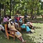 The Water Project: Kalenda A Community, Moro Spring -  Dental Hygiene Session