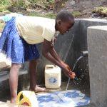 The Water Project: Kalenda A Community, Moro Spring -  Faith Having Fun