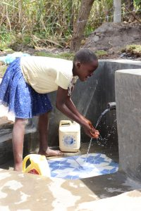 The Water Project:  Faith Having Fun