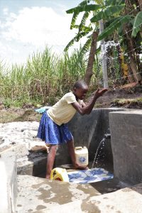 The Water Project:  Faith Makes A Splash
