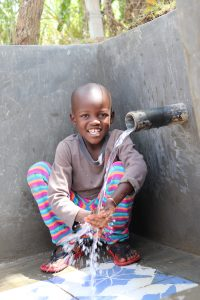 The Water Project:  It Was All Smiles For Samwel