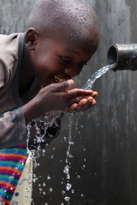 The Water Project:  Samwel Became The Star Of The Day
