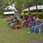 The Water Project: Kalenda A Community, Moro Spring -  Handwashing Session