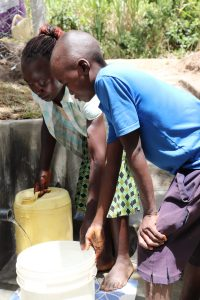 The Water Project:  Fetching Water Made Easier