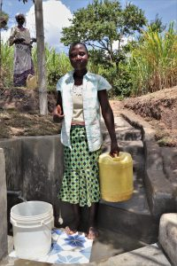 The Water Project:  Miriam At The Waterpoint