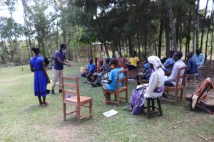 The Water Project:  Participants Follow Ten Steps Of Handwashing