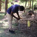 The Water Project: Luyeshe Community, Khausi Spring -  Building A Tippy Tap
