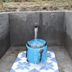 The Water Project: Makhwabuyu Community, Sayia Spring -  Flowing Water