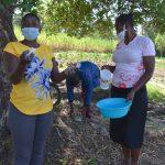 The Water Project: Makhwabuyu Community, Sayia Spring -  Jemmimah Stresses Importance Of Soap In Handwashing