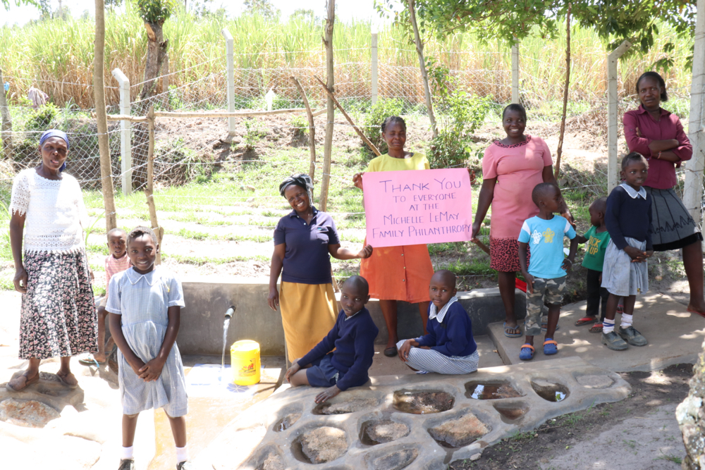 The Water Project : kenya21029-thank-you-3
