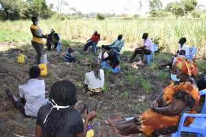 The Water Project:  Training Ongoing