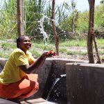 The Water Project: - Makhwabuyu Community, Sayia Spring