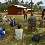 The Water Project: Mukhonje B Community, Peter Yakhama Spring -  Jonathan Leading A Session