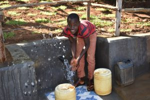 The Water Project:  Joseph Was All Smiles