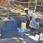 The Water Project: - Mukhonje B Community, Peter Yakhama Spring