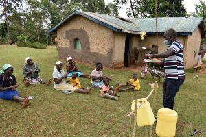 The Water Project:  Showing The Ten Handwashing Steps