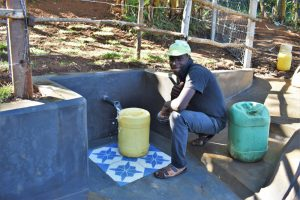 The Water Project:  Thumbs Up For Clean Flowing Water