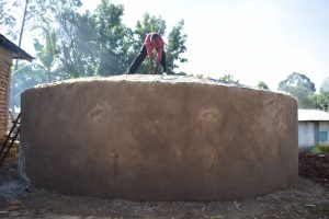 The Water Project:  Dome Preparation
