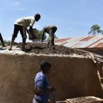 The Water Project: Friends Musiri Secondary School -  Casting The Dome