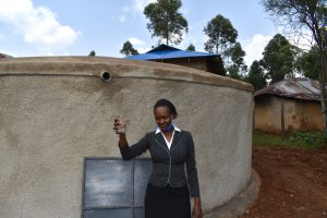 The Water Project:  Teacher Celebrating Water On Campus