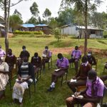 The Water Project: Friends Musiri Secondary School -  Training Venue