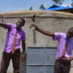 The Water Project: Friends Musiri Secondary School -  Water Celebrations