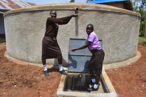 The Water Project:  Water Celebrations