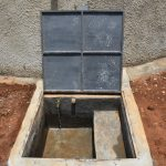 The Water Project: Friends Musiri Secondary School -  Water Flowing
