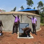 The Water Project: Friends Musiri Secondary School -  Celebrating The Water Point