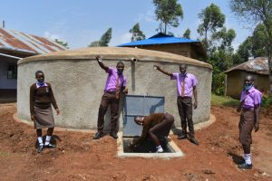 The Water Project:  Celebrating The Water Point