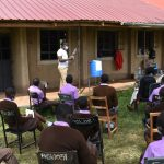 The Water Project: Friends Musiri Secondary School -  Lesson On Solar Disinfection Of Water