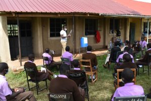 The Water Project:  Lesson On Solar Disinfection Of Water