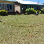 The Water Project: Mwikhupo Primary School -  Site Measurement And Marking