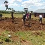 The Water Project: Mwikhupo Primary School -  Site Excavation