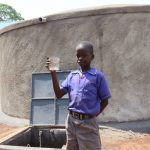 The Water Project: Mwikhupo Primary School -  Glass High For Clean Water