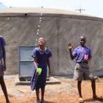 The Water Project: Mwikhupo Primary School -  Water Celebrations