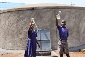 The Water Project:  Water Celebrations At The Rain Tank