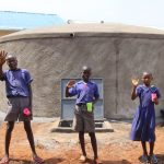 The Water Project: Mwikhupo Primary School -  Celebrating At The Water Point